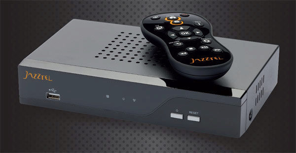 Jazzbox media center